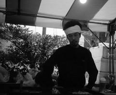 (sequence) (Dinasty_Oomae) Tags: lomo  smena8m 8m  blackandwhite bw monochrome outdoor   tokyo street  setagaya  yoshidashoinshrine   festival  stand
