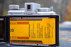 Kodak Verichrome pan 620 (Dan Gunman) Tags: kodakverichromepan kodak620 bw film 620film vp620 asa125 expired medalistii