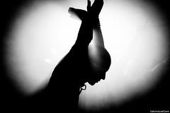 The Dove ([Sushi]) Tags: dove colomba profilo profile silouette silhouette blackandwhite blackwhite bn bw biancoenero joseph subbacultcha club clubber clubbing clubbers goth gothic dark rock rockmusic ebm hands rockclub
