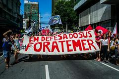 Ato contra a PEC55  11/11/2016  Vitria (ES) (midianinja) Tags: espirito santo vitria es ato pec55 mobilizao democracia foratemer