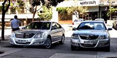 Renault Samsung SM7 y SM3