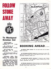 Stoke City vs Motherwell - 1970 - Page 6 (The Sky Strikers) Tags: stoke city motherwell texaco cup victoria ground official programme 1