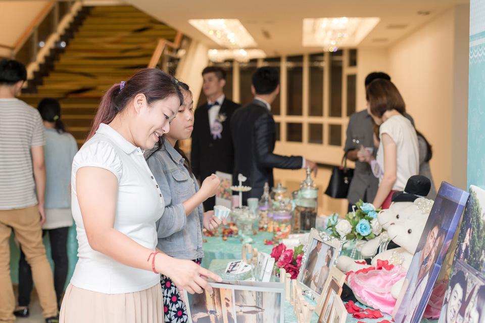 台南婚攝 婚禮紀錄 情定婚宴城堡 C & M 099