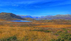 View (Roman_P2013) Tags: view nice landsape norway norge best shot lakes hills mountains grass