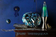 It's a Boy! (Studio d'Xavier) Tags: itsaboy hawaiihanukakanuka balloon cards lava lamp levitation hover stilllife strobist
