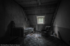 """Decayed sickness"" (RomarioPhotography) Tags: urbe abandoned urbex decay decayed sigma photoshop lightroom raw hdr hue saturation nikon nikond7000"