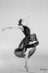 Ballerina III (pyrospawn) Tags: ballet white black blackswan sonysel2470zvariotessartfe2470mmf4zaoss sonya7ii dance sonyfe2470mmf4zaoss viktory blackandwhite ballerina viktoria