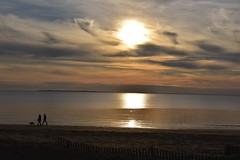 Un dimanche de dcembre (Jean-marc17340) Tags: sunset couchdesoleil paysage ocan nature charentemaritime chatelaillonplage france landscape