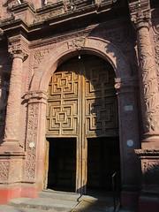Main portal, Templo del Oratorio de San Felipe Neri, San Miguel de Allende, Mexico (Paul McClure DC) Tags: sanmigueldeallende mexico bajo guanajuato nov2016 church historic