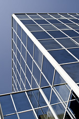 Business Main Building (Complete Care Maintenance) Tags: business office finance trade company corporation wallstreet broker stock market building background window bank skyscraper architecture tower headquarter shiny reflection metallic glass work city urban
