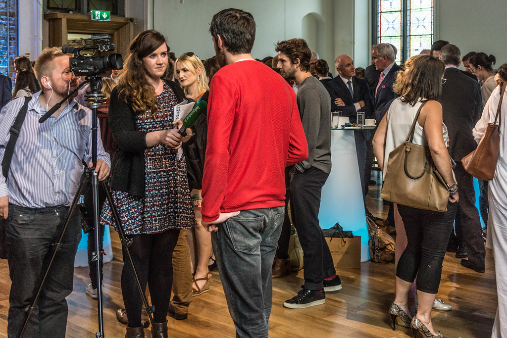 RTE's WINTER SEASON LAUNCH [SMOCK ALLEY THEATRE] REF-107029