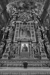 Altare della Madonna di San Luca (drugodragodiego) Tags: blackandwhite bw italy church pentax lombardia biancoenero k3 altare chiese bagolino vallesabbia italianchurch provinciadibrescia smcpentaxda1224mmf4edalif pentaxda1224mm valledelcaffaro pentaxiani pentaxk3