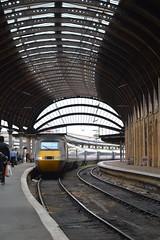 "Virgin Trains East Coast Class 43, 43272 (37190 ""Dalzell"") Tags: york red grey rebuild eastcoast mtu hst virgintrains vtec highspeedtrain class43 43072 43272 brushtraction brelcrewe rhombuslogo"