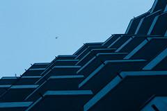 Torwar (_igi) Tags: architecture concrete geometry modernism minimal communist warsaw 1970 warszawa beton balkony warszawska architektura fasada osiedle torwar modernizm simpleshapes mieszkalne