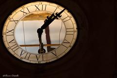 Orologio mistico (Rocco Cristello) Tags: italy love clock night nikon shoot italia time chiesa nikkor orologio calabria notte mistery tropea d7100
