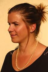 Lettre à Elise (leblondin) Tags: collier bijou pearl perle jewel