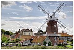 Cley Windmill (Digital Wanderings) Tags: windmill coast village norfolk cley northnorfolk cleywindmill