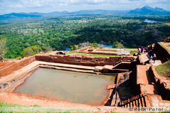 Ancient royal bath on top of Sigiriya (Rudr Peter | Smile to the world |) Tags: blue trees sky india tower pool festival architecture garden temple milk ancient bath princess buddha flag politics capital watch prince belltower unescoworldheritagesite relationship gift elephants srilanka feed bathing brotherhood moat protection buddism botanicalgarden kandy raja heard crocodiles watchtower independencehall waterways lionrock sigiriya perahera babyelephant anuradhapura tusker mirrorwall perahara rajivgandhi pinnawala lordbuddha drinkingmilk matale buddhistflag kandyesalaperahera waterlagoon audiencehall toothrelic heardofelephants dantha princedantha hemamali rudrpeter princesshemamali kingguhasiva parinirvanaofgautamabuddha