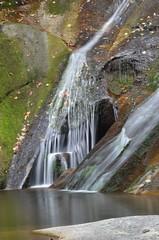 Section of Widow's Creek Falls (esywlkr) Tags: mountains mt washingtonroadnhnew hampshirelandscapemountainswhite