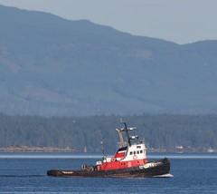 Seaspan Champion tug boat (D70) Tags: canada island boat bc galiano champion columbia british tug channel seaspan trincomali