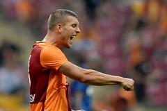 Lukas Podolski (l3o_) Tags: galatasaray lukas podolski kırmızı futbol football futbolcu footballer koln inter arsenal galasozlukorg lukaspodolski cimbom gs