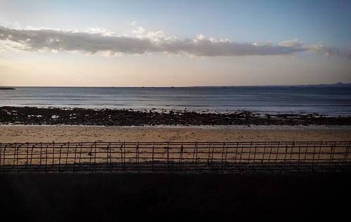 Layers of Lasiana Beach | #kupang #kupangtrip #beach #sky #horizon #clouds #skyscape #sand #wave #nature
