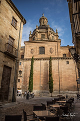 Salamanca Cathedral (invision imagery) Tags: art church photography photo spain salamanca touring