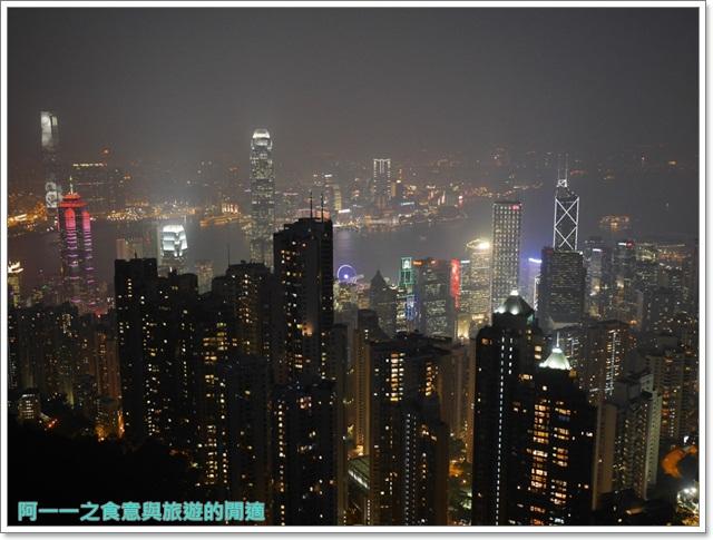 香港旅遊太平山夜景山頂纜車聖約翰座堂凌霄閣摩天台山頂廣場image080