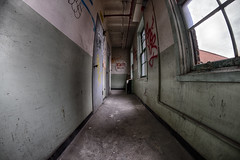Blachford (THE-K-PROJEKT) Tags: urban abandoned canon eos mtl montreal fisheye m3 exploration hdr usine urbex urbaine blachford rokinon urbexmontreal urbexmtl