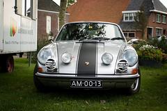 PORSCHE 911 '68 (jp gorter) Tags: 911 nederland porsche nl friesland fryslan elfstedentocht 11steden piaam elfsteden