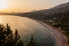 Golden Shoreline (Nomadic Vision Photography) Tags: summer beach greece kefalonia mediteranean greekisland jonreid lourdasbeach tinareid nomadicvisioncom