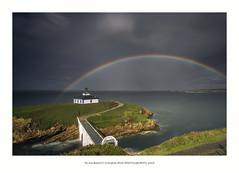 Isla Pancha (PITUSA 2) Tags: naturaleza luz arcoiris paisaje galicia lugo ribadeo cantabrico tormentas islapancha chuvascos pitusa2 elsabustomagdalena