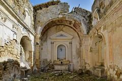 Poggioreale, Sicily, October 2015 103 (tango-) Tags: italien italy earthquake italia italie sicilia belice terremoto sizilien sicilie