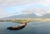 11Oct0712HST Passing Kahului Breakwater and 'iao Valley (mahteetagong) Tags: cruise hawaii nikon tokina iao valley breakwater kahului 1224mmf4 d80