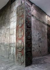 Column, Teōtīhuacān