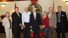 11-30-2015 CDGB Grant Announcements in Andalusia