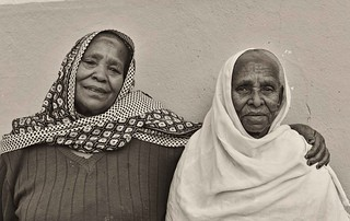 Mother and Daughter, Ethiopia