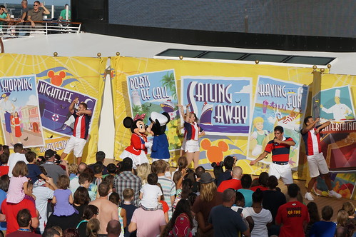 """Disney Fantasy Sail Away Party • <a style=""""font-size:0.8em;"""" href=""""http://www.flickr.com/photos/28558260@N04/22811420331/"""" target=""""_blank"""">View on Flickr</a>"""