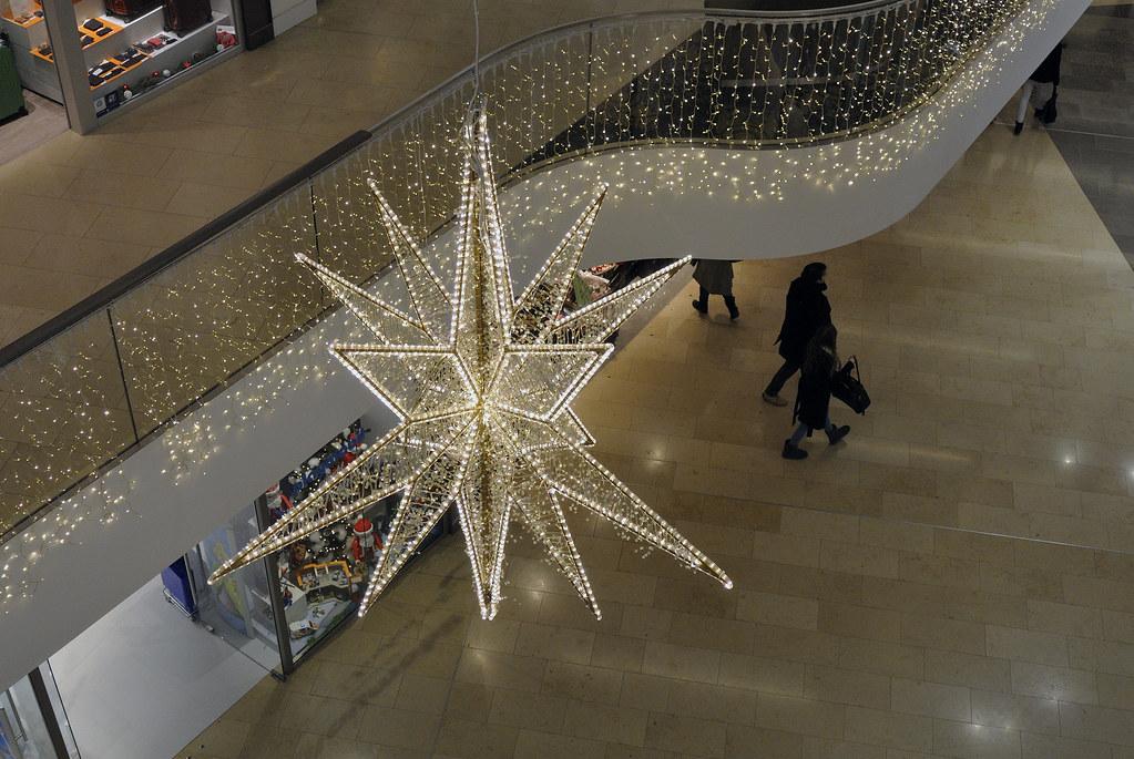 Saturn Weihnachtsbeleuchtung.The World S Best Photos Of Adventszeit And Mönchengladbach Flickr
