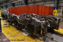 071 bogie, Inchicore, 27/11/15 (hurricanemk1c) Tags: dublin irish train gm rail railway trains railways irishrail bogie generalmotors inchicore 2015 emd 071 iarnród éireann dublininstituteoftechnology iarnródéireann diesel1 ditvisit