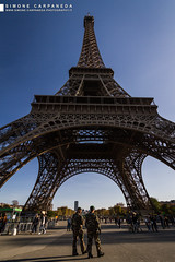 Paris the day after.... (Simo 81) Tags: paris tour toureiffel parisattacks attacchiaparigi
