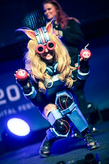 DreamHack Cosplayer