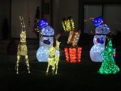December 17, 2015 (31) (gaymay) Tags: california christmas gay love happy lights desert palmsprings christmaslights triad candycanelane
