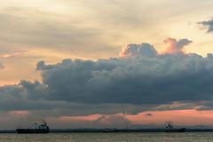 Sunset - Balikpapan (innlai) Tags: sunset nikon d750 balikpapan 2470
