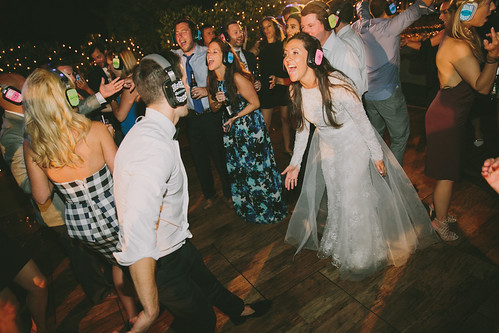 """Rory and Kevin's Silent Disco Wedding • <a style=""""font-size:0.8em;"""" href=""""http://www.flickr.com/photos/33177077@N02/23821936125/"""" target=""""_blank"""">View on Flickr</a>"""