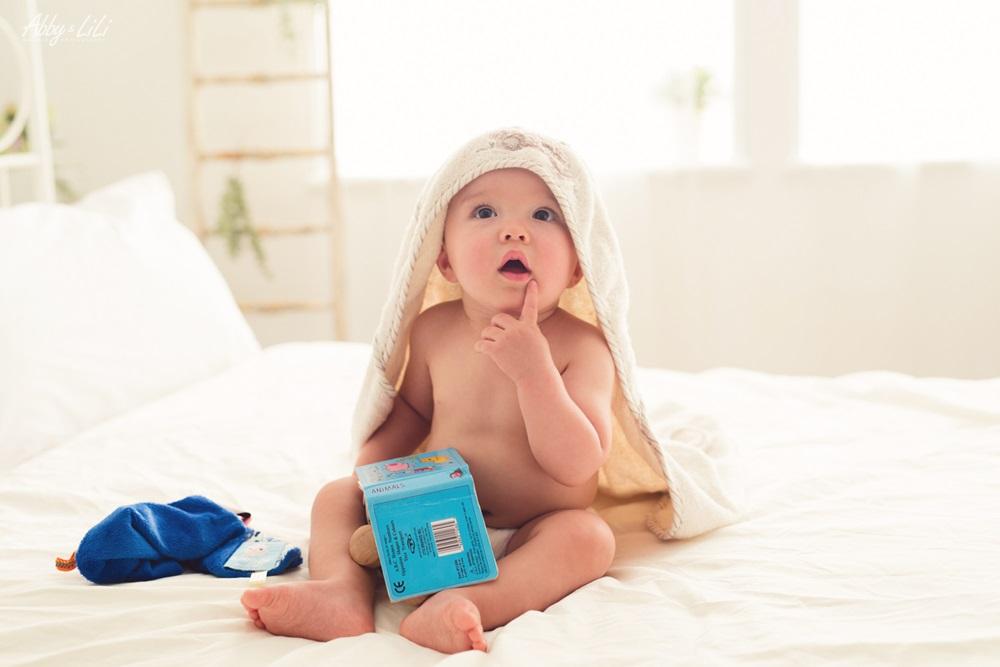 台北寶寶寫真親子攝影