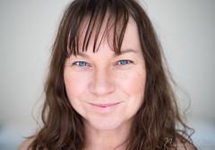 naomi160925-151 (Naomi Creek) Tags: portrait portraiture selfportrait selfdiscovery natural light soft woman blue eyes head shot nude bare shoulders