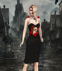 La Skull (MISS V VENEZUELA 2014MissVeroModero2013) Tags: sas saschasdesigns halloween zombie skull calavera