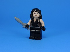 Donna Troy (MrKjito) Tags: lego minifig super hero dc comics custom side kick donna troy wonder girl woman rebirth eagleland400 contest entry 1