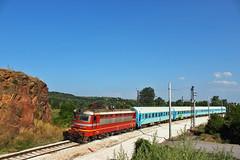 "45 192, R """" 2641 ( -  ) (geobg) Tags: bdz train locomotive railway transport"